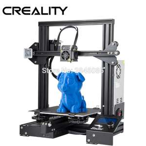 Creality Ender-3 3D Printer ~£119 delivered (using code) @ CREALITY 3D Official Store AliExpress