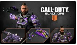 Call of Duty: Black Ops 4 Adjustment Bundle (PS4) @ Twitch Prime