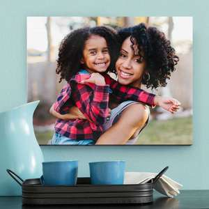 1/2 Price Canvas Prints and other offers £12.50 @ Boots