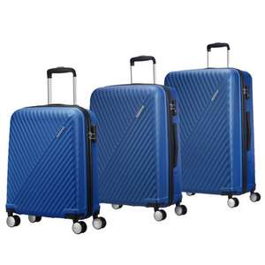American Tourister Visby 3 Piece Hardside Suitcase Set (Various Colours) £99.98 @ Costco Online