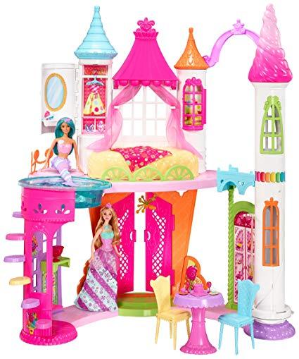 Barbie Dreamtopia Sweetville House RRP £117 TKMAXX £27 plus £1.99 c&c if under £50