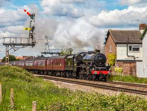 Discount code for £30 off the the Yorkshire Flyer Train