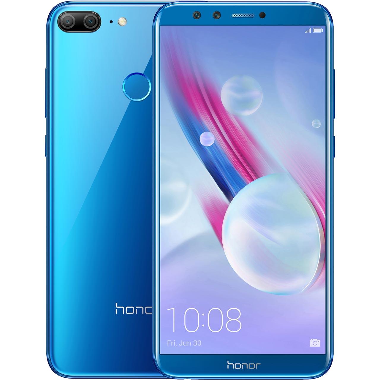 SIM Free Honor 9 Lite 5.65 Inch 32GB 13MP 4G Mobile Phone - Blue - £99.99 delivered @ Argos eBay (Refurb w/ 1 Year Guarantee)