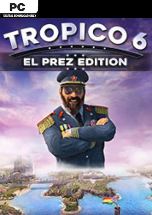 Tropico 6 - El Prez Edition (PC), £24.99 @ CDKeys