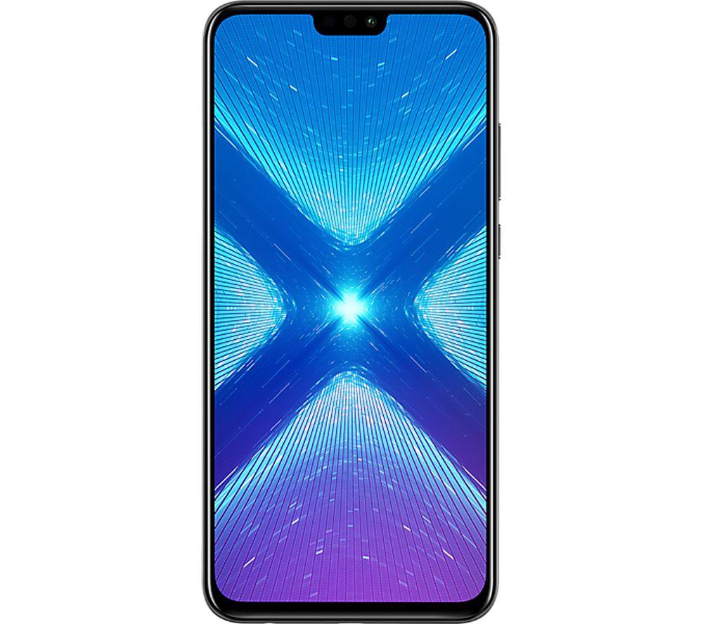 SIM Free Honor 8X 6.5 Inch 64GB Blue for £149.99 Samsung Galaxy S8 Plus Black for £268.99 Refurb @ Argos Ebay