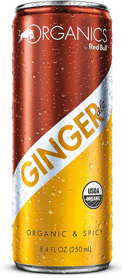 ORGANICS   Redbull Ginger Ale 250ml - 15p @ Londis
