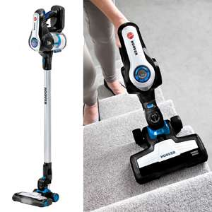 Hoover Discovery Lite DS22L Cordless Vacuum Cleaner - Up to 35 mins run time - £79 + Free Next Day Delivery [including Sat & Sun] @ AO