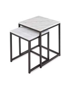 Real Marble Nested Tables - £49.99 Delivered @ ALDI