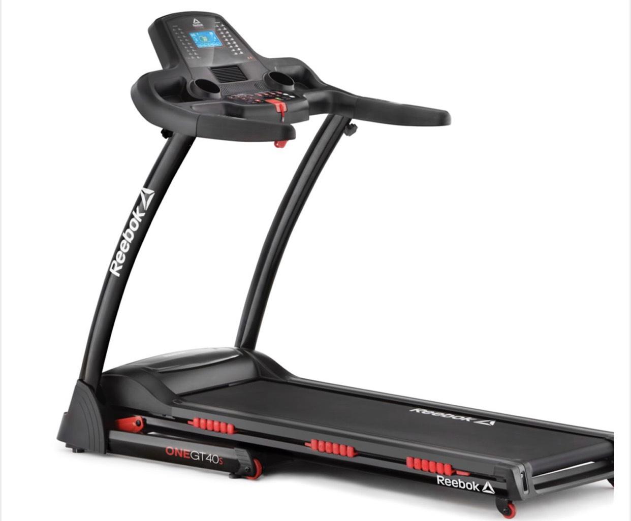 Bargain  Reebok GT40 S Treadmill Deal Back - £300 Delivered @ Sports Direct