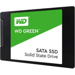 "Western Digital WDS480G2G0A WD Green SSD - Solid state drive - 480 GB - internal - 2.5"" - SATA 6Gb/s for £44.99 Delivered @ Amazon UK"