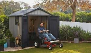 """Keter Oakland 7ft 6"""" x 11ft (2.3 x 3.4m) Shed £749.89 @ Costco from 15/4"""