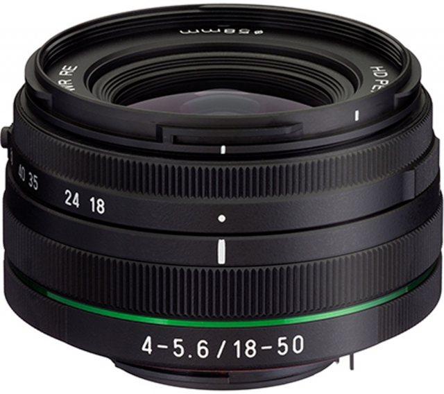 Pentax 18-50mm f4-5.6 SMC DA L DC WR RE - £79 @ Castle Cameras