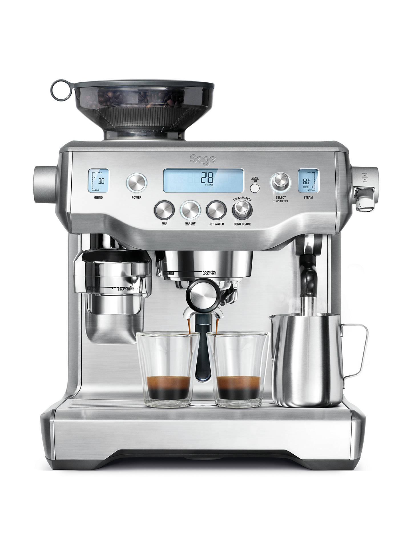 Sage the Oracle coffee machine - £500 instore @ Debenhams