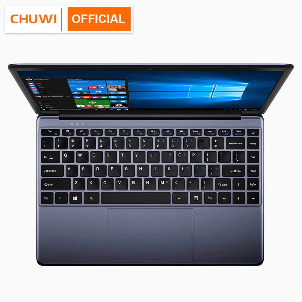CHUWI HeroBook 14.1 Inch Laptop E8000 Quad Core 4GB 64GB Notebook - £155.38 @ Aliexpress