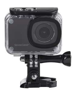 Silvercrest 4K Ultra HD Action Camera £69.99 ( possibly £59.99 with voucher ) @ Lidl Includes 3 Year Warranty.