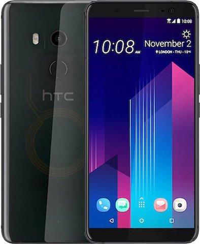 HTC U11+ Dual Sim 128GB Ceramic Black, Used Unlocked Graded A £290 @ Cex