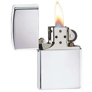 Zippo Classic Windproof Lighter Z200 Brushed Chrome Finish £10.89 Delivered @ 7DayShop
