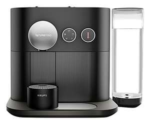 Nespresso Expert Coffee Machine, Black by Krups for £139 at Amazon