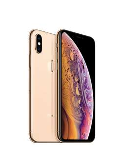 iPhone XS Gold 256GB for price of 64GB SIM free @ Carphone Warehouse