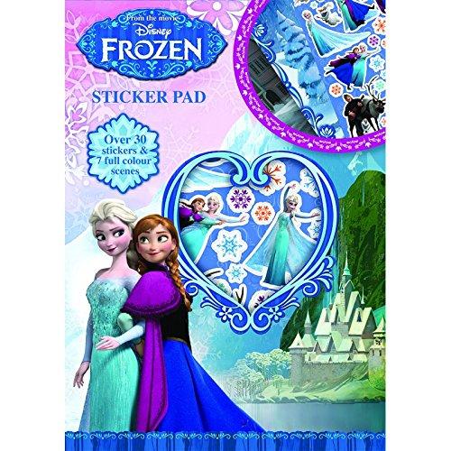 Disney Frozen Sticker Pad Found Instore Poundstretcher (Great Yarmouth Store) £0.50