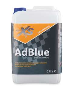 Aldi - AdBlue 6litres scanning at £1.49 normally £4.99