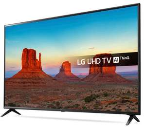 LG 65UK6300PLB 65 Inch Ultra HD 4K Smart TV £619.99 Delivered @ Costco