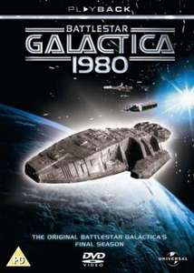 Battlestar Galactica: The Complete Series (Box Set) [DVD] - £5.78 Delivered with code @ Zaavi