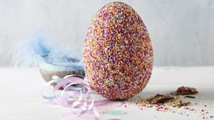 Milk Chocolate Jazzie Easter Egg £4 in store @ Marks and Spencer