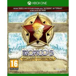 Tropico 5 - Complete Collection (Xbox One) - £8.95 delivered @ The Game Collection