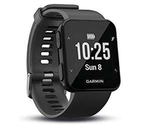 Garmin Forerunner 30 GPS Running Watch with Wrist Heart Rate, Black (Slate) £60.26 Used Very Good @ Amazon Warehouse