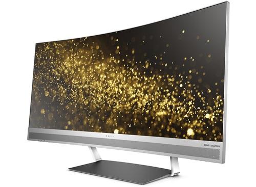 "HP ENVY 34 Curved Wide Quad-HD (34"" ) LED Display - £599 @ HP Shop"