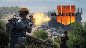 Call of Duty Black ops 4 - Blackout mode free to play from 2nd April - 30th