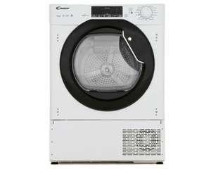 Candy CTDBH7A1TBE 7KG Built in Integrated Heat Pump Tumble Dryer - £374.99 @ Crampton & Moore / eBay using code