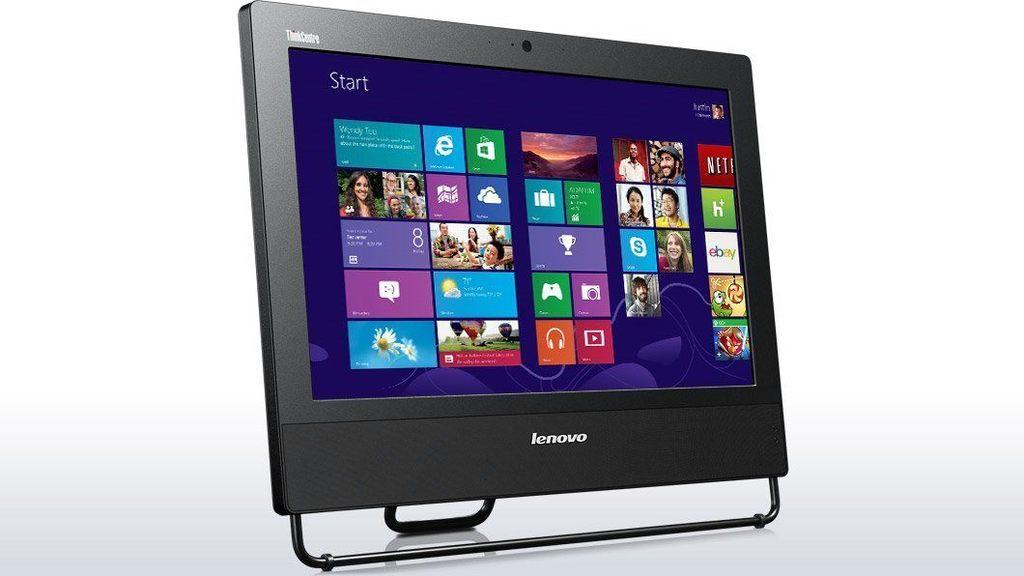 "Lenovo Thinkcentre M73z 20"" AIO i5 Windows 10 Grade A 8GB at ITZOO, free delivery"
