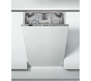 INDESIT DSIO 3T224 E Z UK Slimline Fully Integrated Dishwasher for £49.99 delivered @ Currys eBay