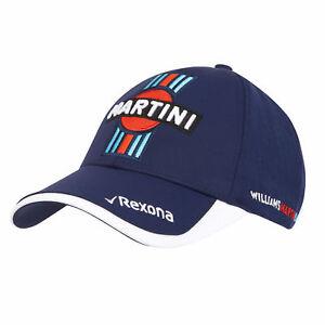 Williams Martini Racing 2018 Team Cap  £9 @ fanatics_international Ebay