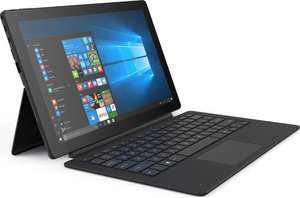 Linx 12X64 - 12.5-inch Tablet with Detachable Keyboard - £179.98 @ Sold by Laptop Outlet UK and Fulfilled by Amazon.