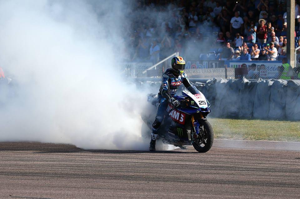 FREE test day British Superbikes Championship @ Silverstone