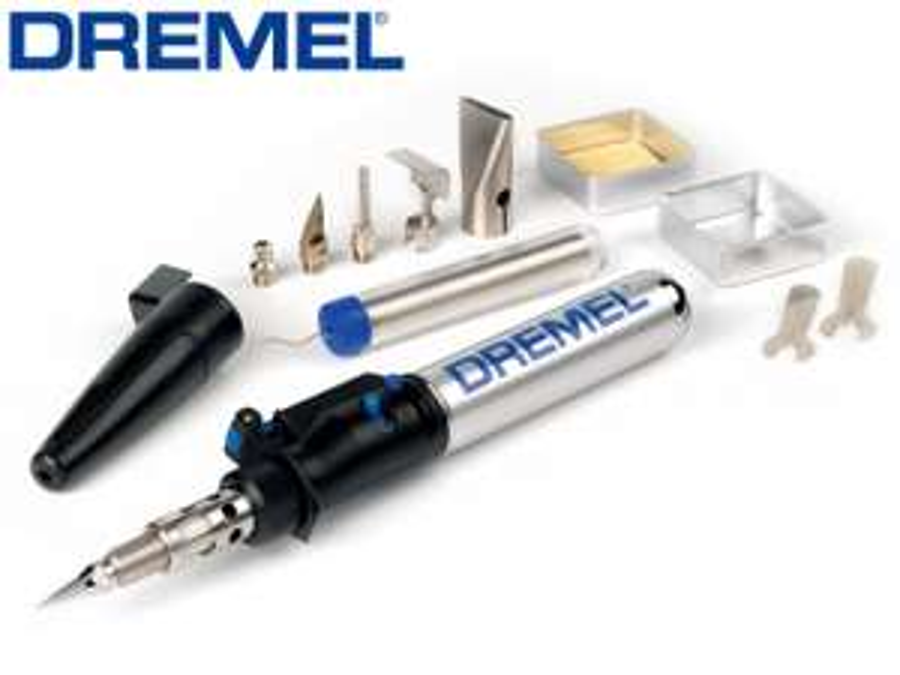 Dremel Versatip Cordless 6 in 1 Soldering Iron £23.75 @ Homebase (Free C&C)