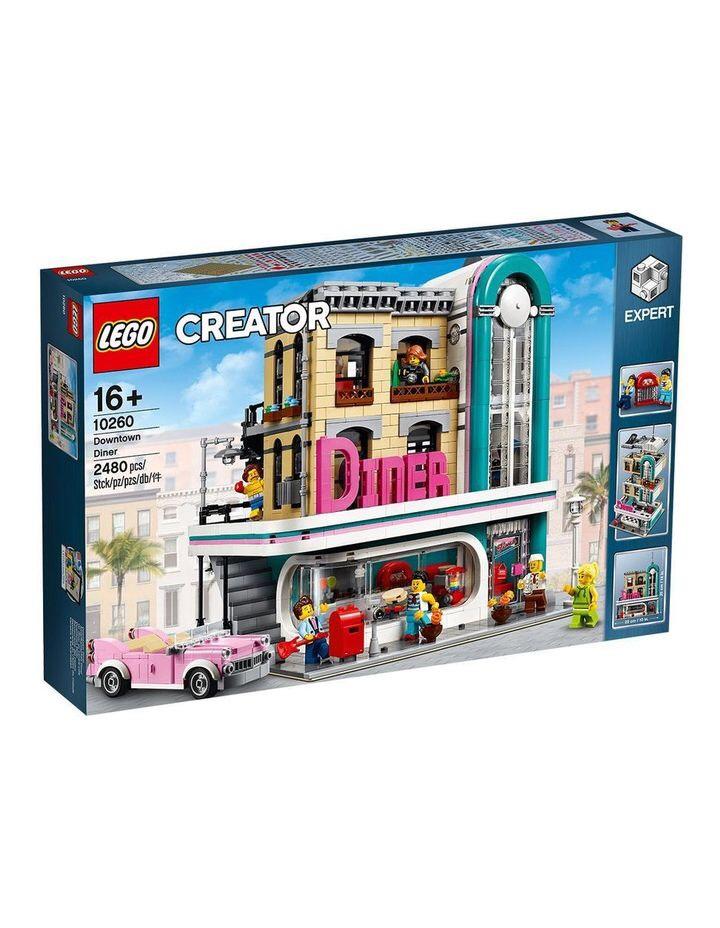 Lego Creator Expert 10260 Downtown Diner - £103.99 @ Smyths Toys