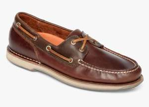 Rockport Perth Boat Shoes Beeswax or Taupe for £20 @ John Lewis & Partners (C&C £2 / P&P £3.50)