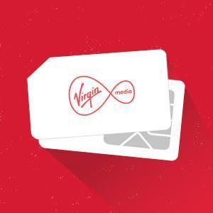 10GB data / 5000 mins / unltd txts £10pm for 12mths £120 Sim Only @ Virgin Media