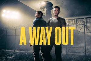 A Way Out on PS4 | Digital version £15.99 on PSN Store