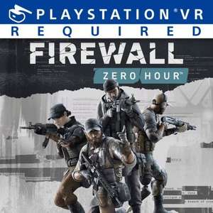 Firewall Zero Hour™ PlayStation VR (PSVR) PS4 £13.49 with PS Plus @ PS Store