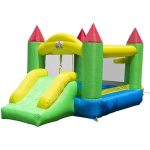 HOMCOM Bounce House Inflatable Kids Jumper Bouncy Castle £134.99 @ Manomano