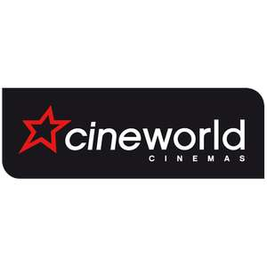 10% OFF A YEAR OF MOVIES AT CINEWORLD - £193.32