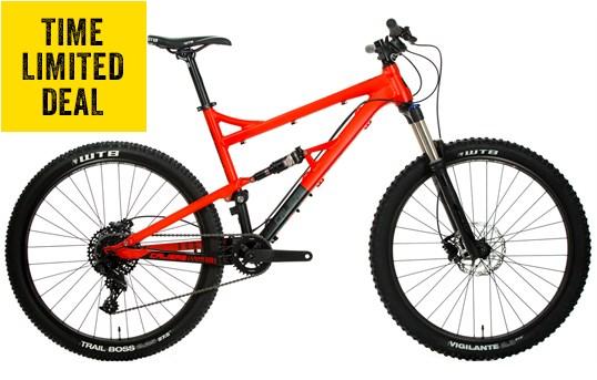 15% off Calibre Bossnut Evo Mountain Bike £849 @ Go Outdoors
