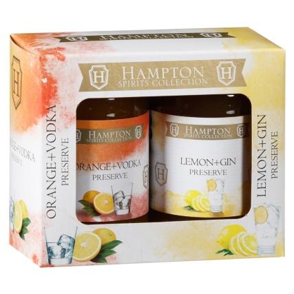 Hampton Spirits Jam Set (2pk) Now 50p In-store at B&M