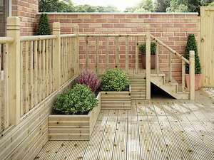 Wickes Decking Boards - Buy 1 Get 1 Free (Free C&C)
