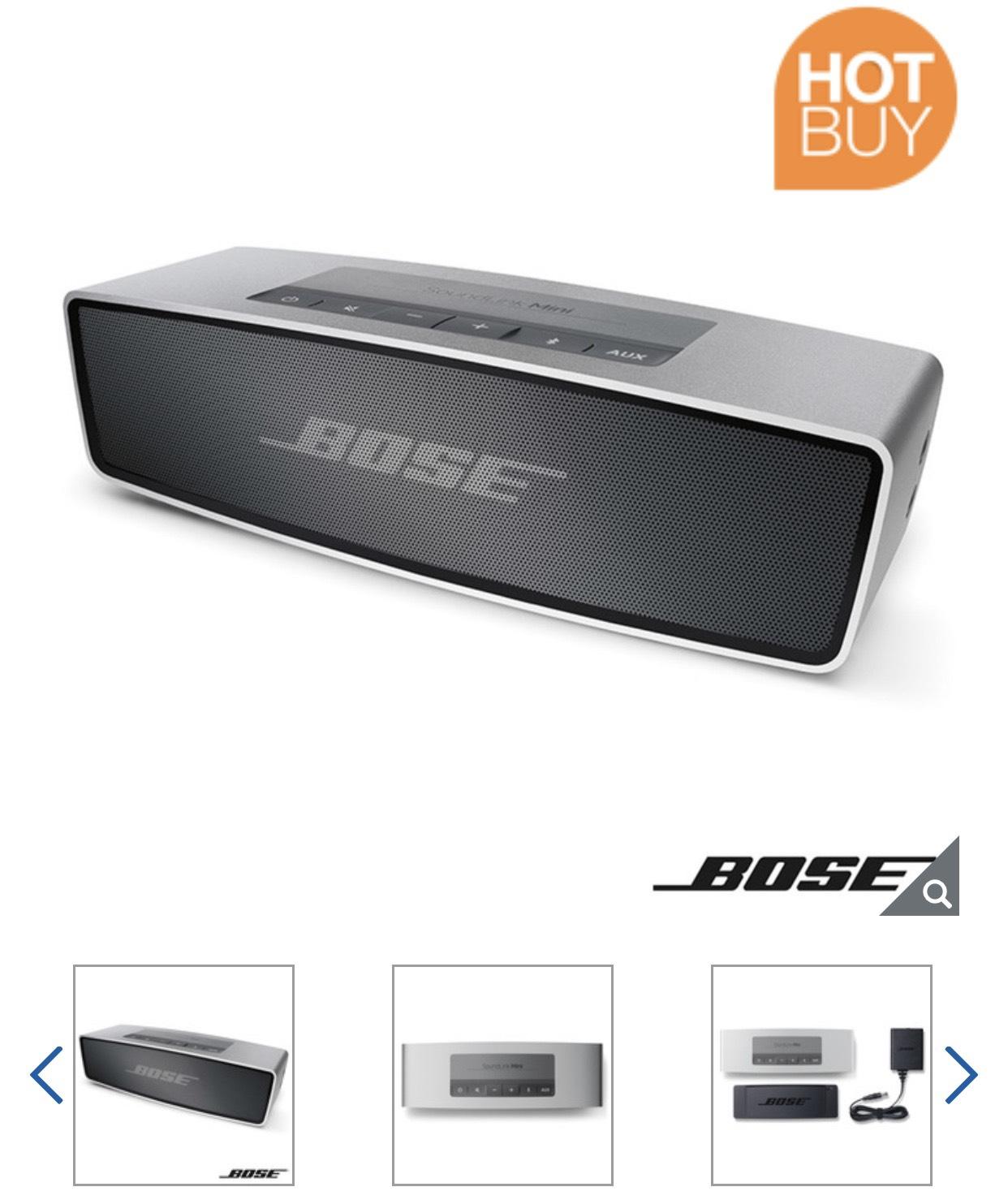 Bose SoundLink Mini Bluetooth Speaker £99.99 @ Costco